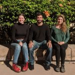 Welcome to our three interns!