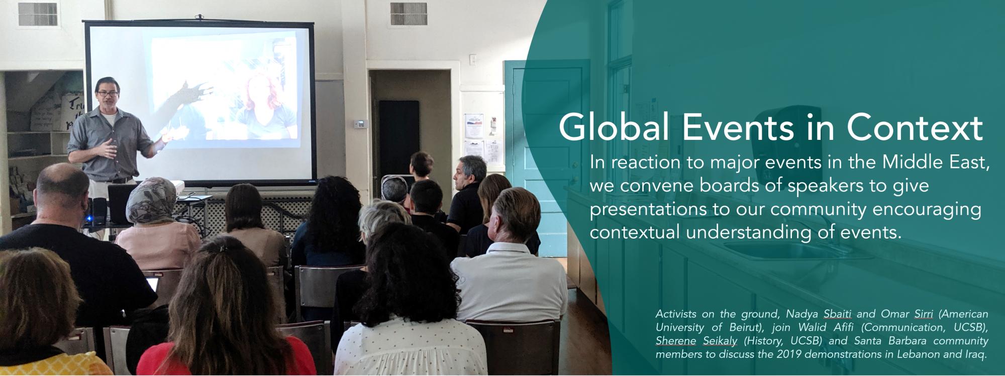 CMES Global Context